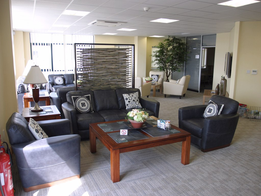 Aviation Park Group Executive Lounge