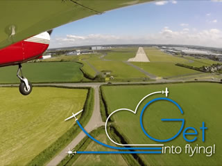Hawarden Airfield Review on Get into Flying